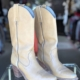 Hotbox-Vintage-South-Pasadena-California-Shoes-Cowboy-Boots-5722