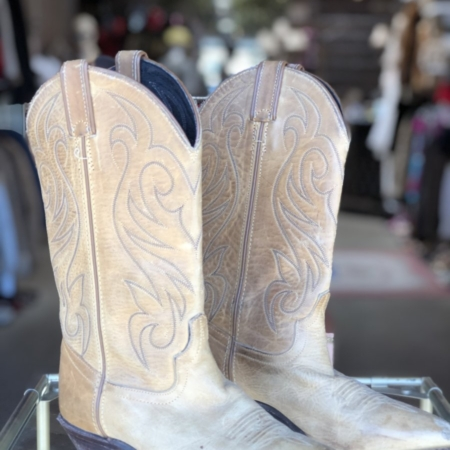 Hotbox-Vintage-South-Pasadena-California-Shoes-Cowboy-Boots-5732 2
