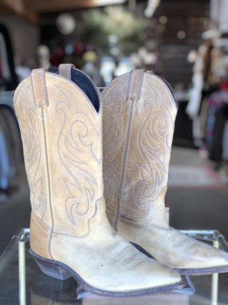 Hotbox-Vintage-South-Pasadena-California-Shoes-Cowboy-Boots-5732 2